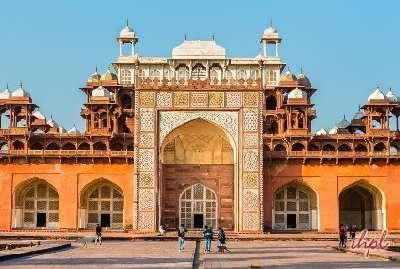 2 days Agra with Taj