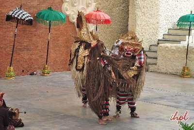 Temple of Bali, Indonesia