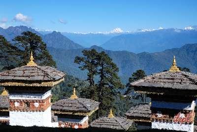 8 days Bhutan trip from India