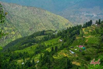 mussoorie view