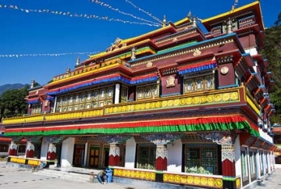 gangtok monastery