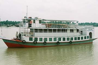 sunderban cruise