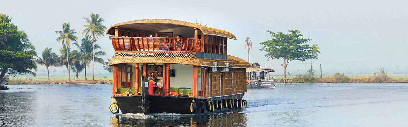 Alleppey Backwater Destinations