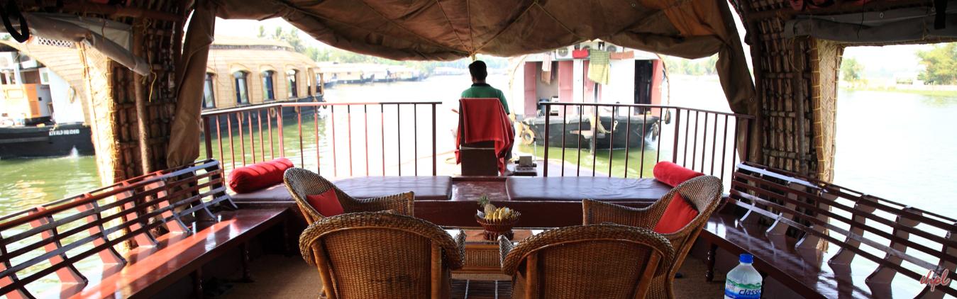 Majestic Kerala Backwaters