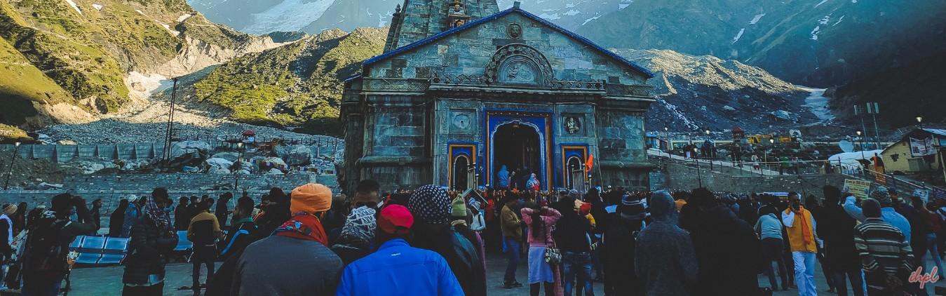 4 Dham of Uttarakhand