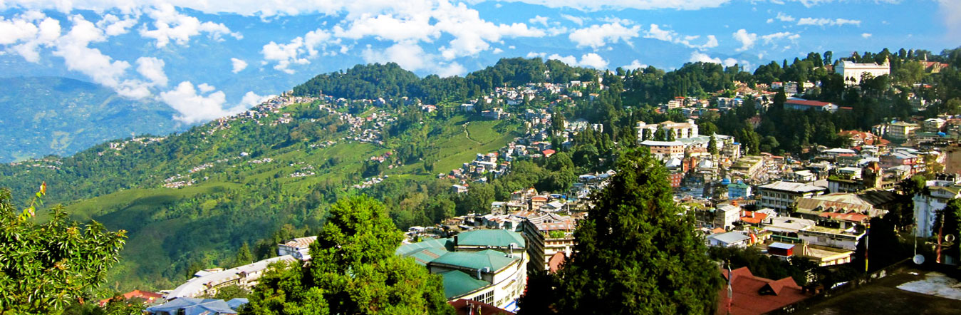 kalimpong hill view