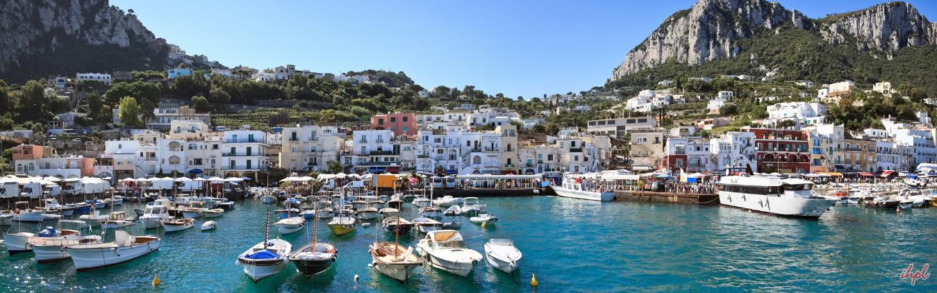3 days Capri Island Tour
