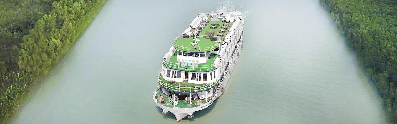 M.V. Paramhamsa cruise