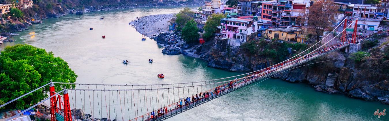 Rishikesh view