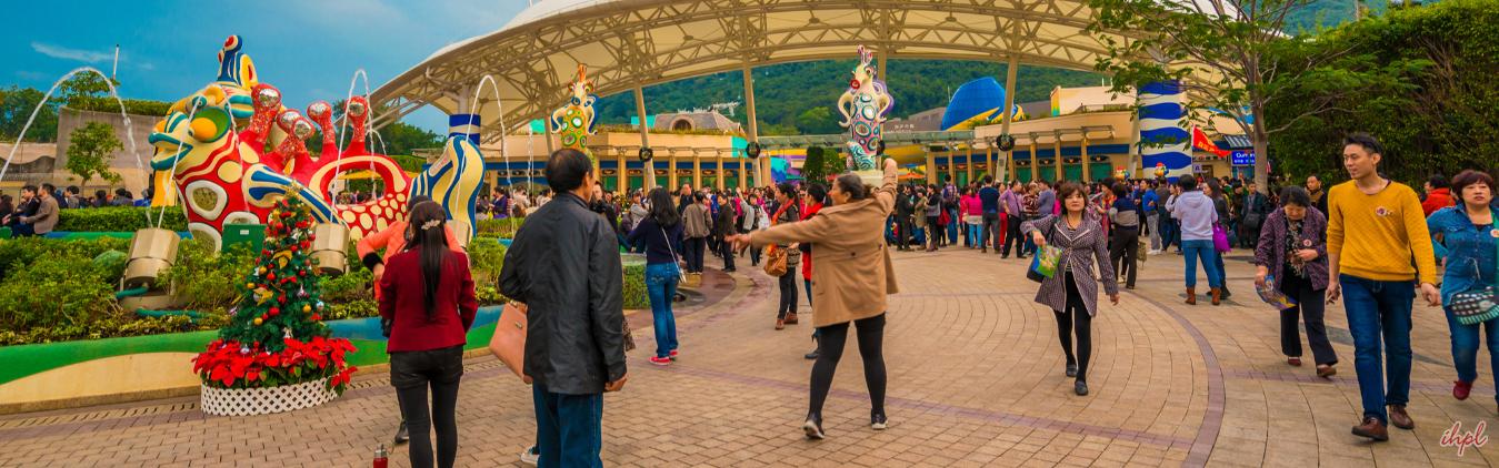 Hong Kong Disneyland tour 6 days