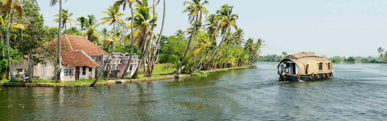 Indian Cultural and Backwaters