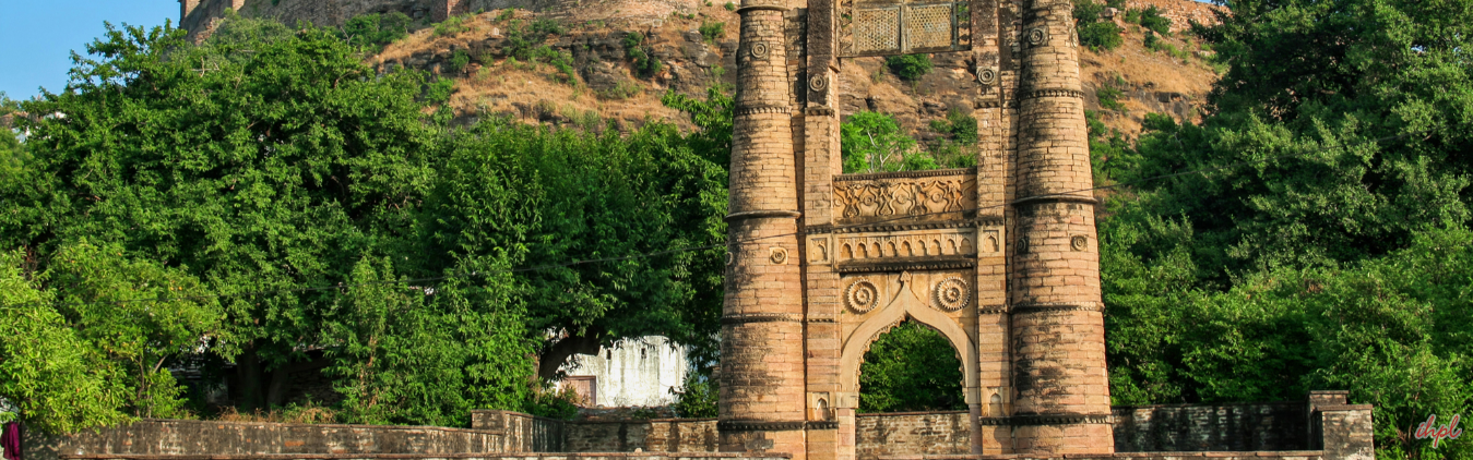 fort in mp