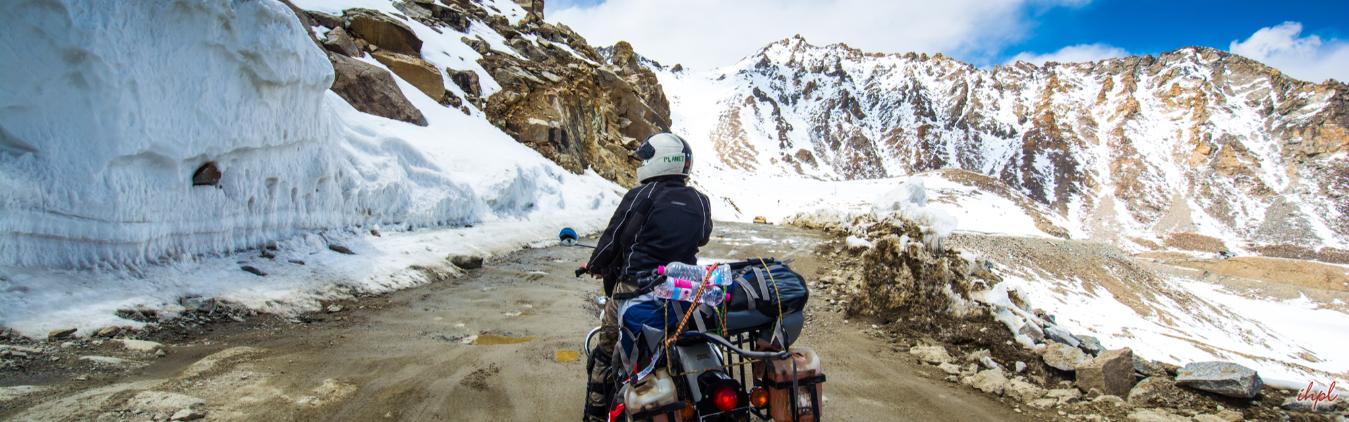 bike trip to Leh