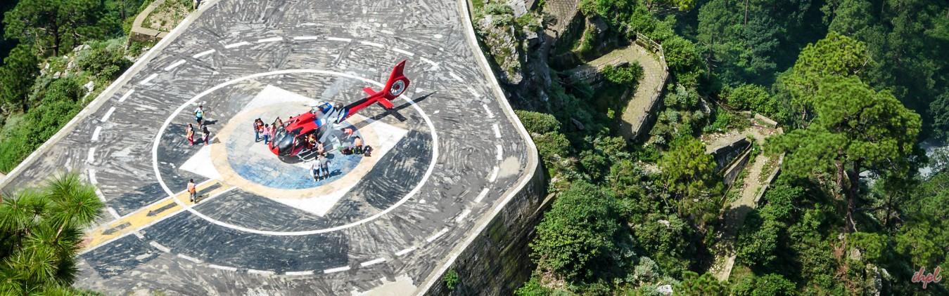vaishno devi helicopter yatra