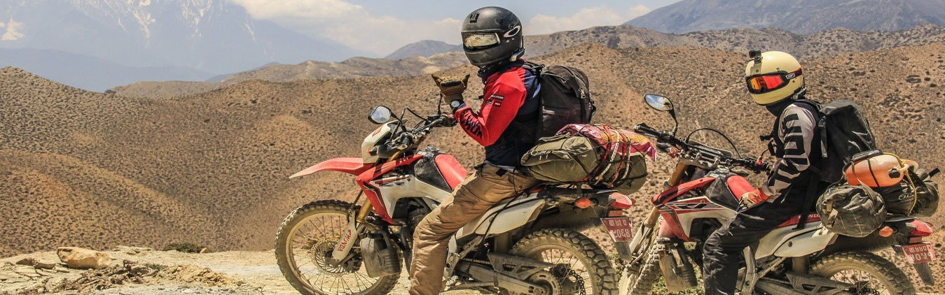 12 days Motorcycle Tour of Nepal