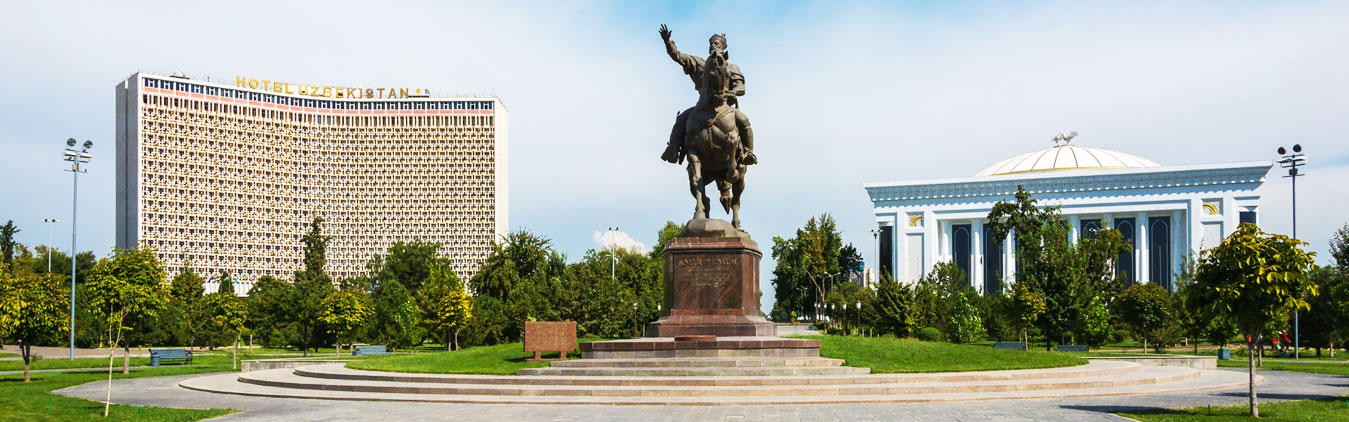Tourist attraction of Tashkent