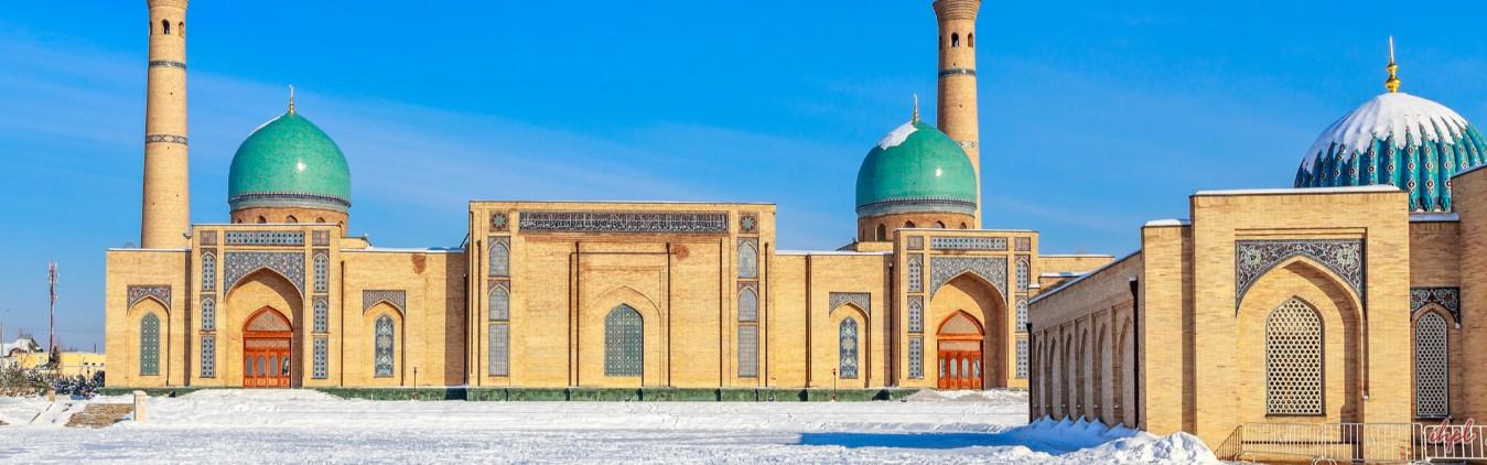 4 days trip to Uzbekistan