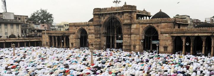 Id-ul- Fitr in Gujarat