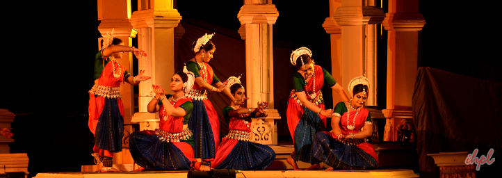 festival in mp, Khajuraho Dance Festival