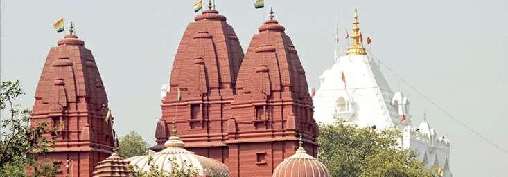 Digambar Jain Temple Delhi - Sri Digambar Jain Lal Mandir ...