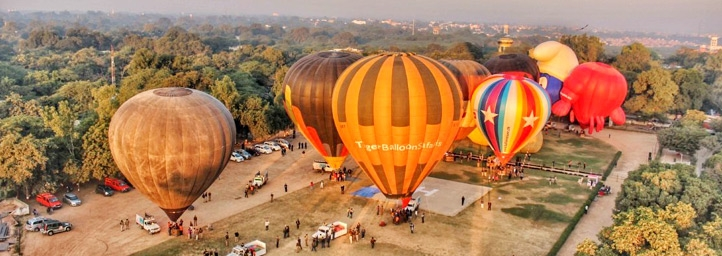 Taj Festival fesstival in uttar pradesh