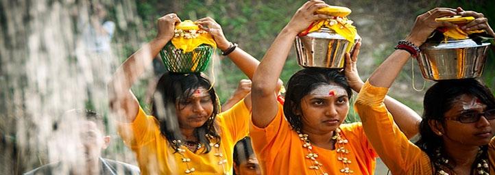 Thaipusam festival, tamil nadu