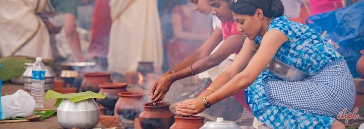 Pongal festival in andhra pradesh