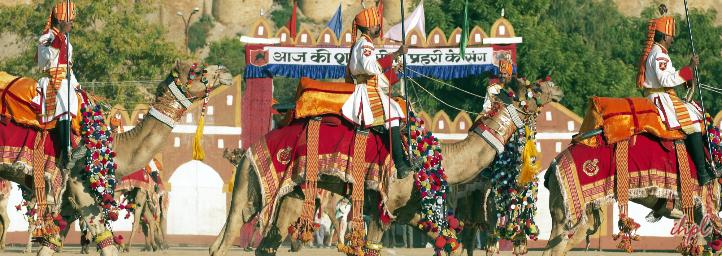 jaisalmer desert festival, rajasthan