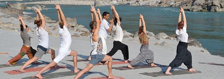 International Yoga Festival in rishikesh