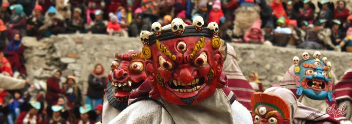 festival in arunachal pradesh, losar festival