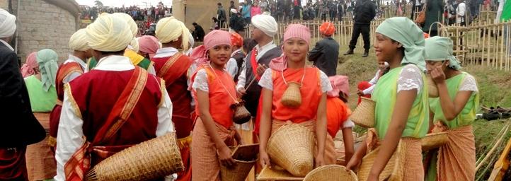 festival in Meghalaya, autumn festival