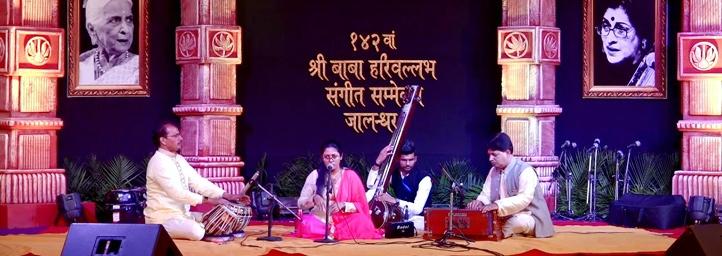 Harballabh Sangeet Sammelan festival in punjab