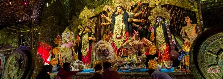 festival in west bengal, durga puja