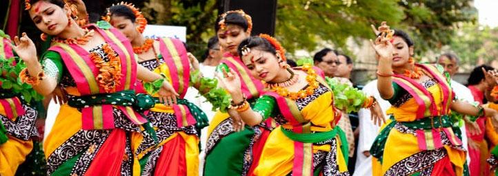 Poush Mela, west bengal