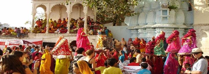 Mewar Festival, festival in rajasthan