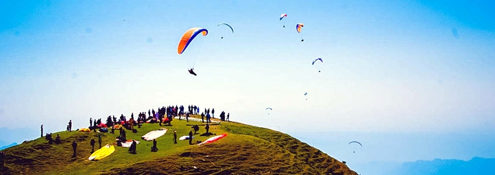 Paragliding Festival in gujarat
