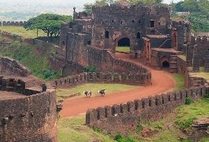 Srirangapatna Fort Forts In Karnataka Ihpl