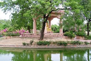 Buddha Jayanti Park Delhi India