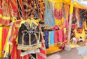 Shopping In Mount Abu