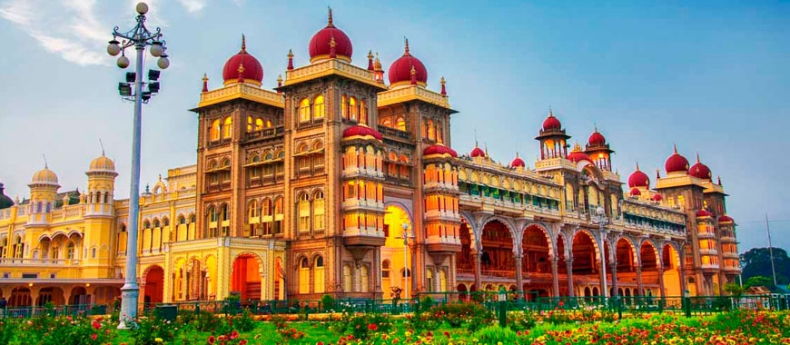 Mysore Palace is a historical palace in the city of Mysore.