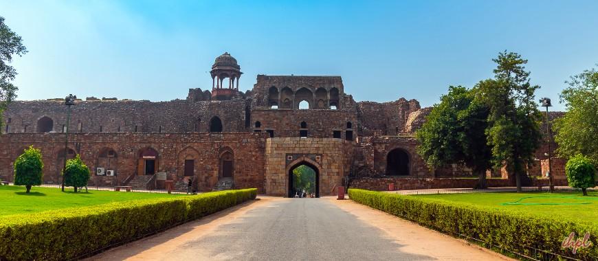 Purana qila old fort in delhi things to do in new delhi