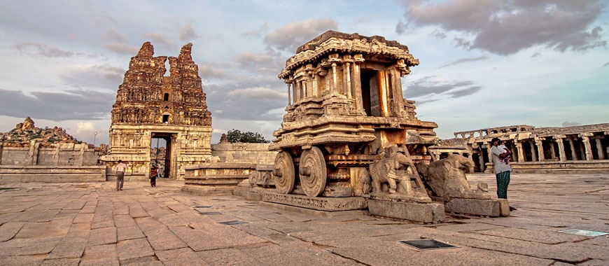 Vittala Temple Hampi Attractions In Hampi Temples In