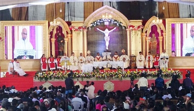 Feast Of St Francis Xavier In Goa 2016 Festivals In Goa