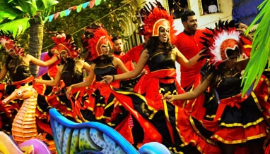 Goa Carnival 2019 Festivals In Goa Indianholiday