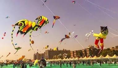 International Kite Festival Jaipur 2017 Festivals In Jaipur