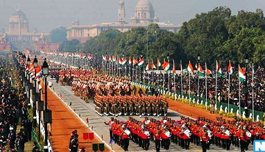 Home » Travel Guide » Fair and Festival » New Delhi » Republic Day ...