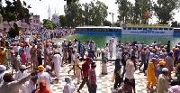 Gurudwara Nanaksar Jagraon festival in Punjab