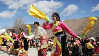 Losar festival in Lahual & Spiti Valley, Himachal