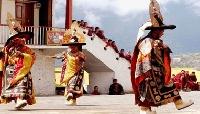 Losar festival in Tawang, Arunachal Pradesh