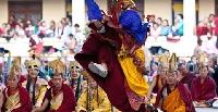 Losar festival in Sikkim, India